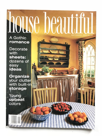 House Beautiful September 1993