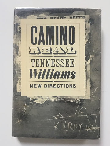 Camino Real by Tennessee Williams Alvin Lustig