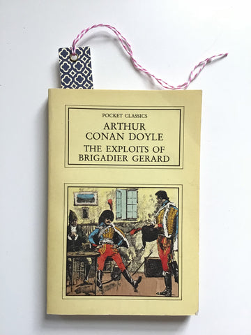 The Exploits of Brigadier Gerard by Arthur Conan Doyle  Emergency paperbacks