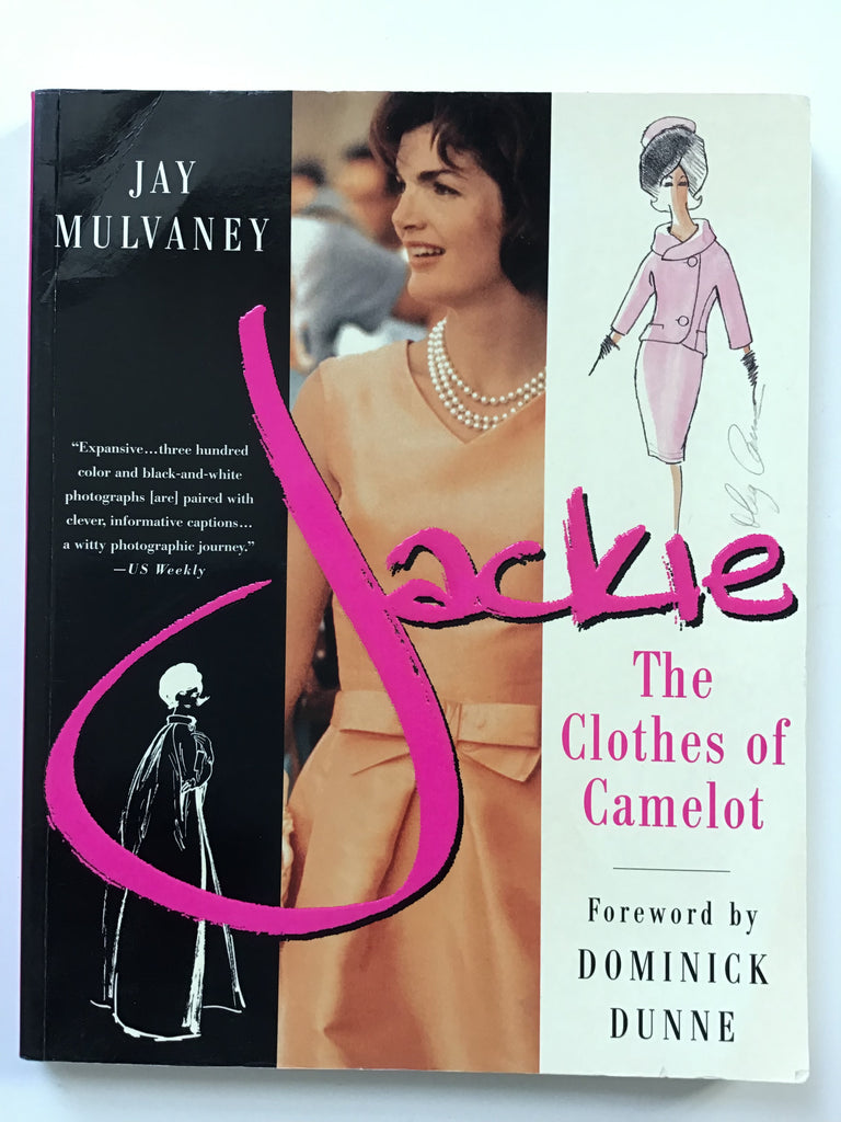 Jackie The Clothes of Camelot