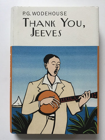 Thank You Jeeves by P. G. Wodehouse