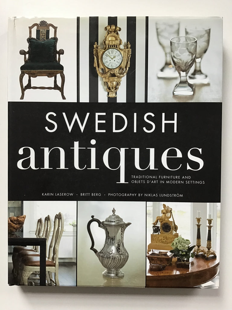 Swedish Antiques  Traditional Furniture and Objets d'Art in Modern Settings