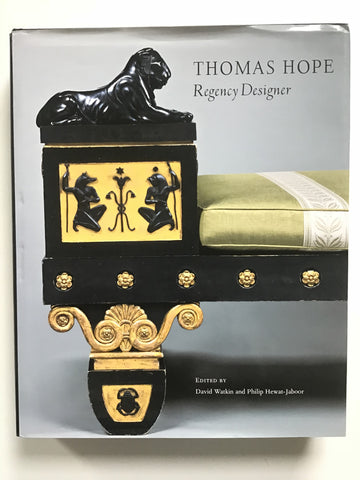 Thomas Hope  Regency Designer