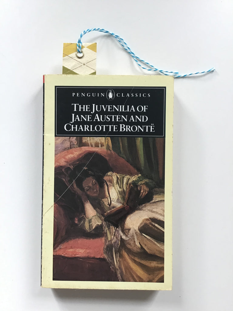 The Juvenilia of Jane Austen and Charlotte Bronte
