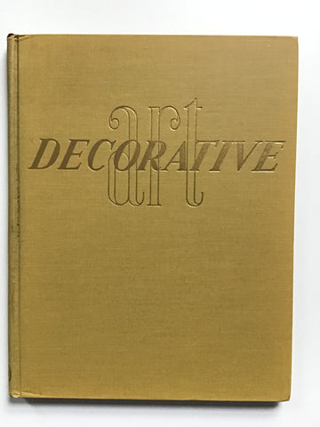 Decorative Art 1951-2