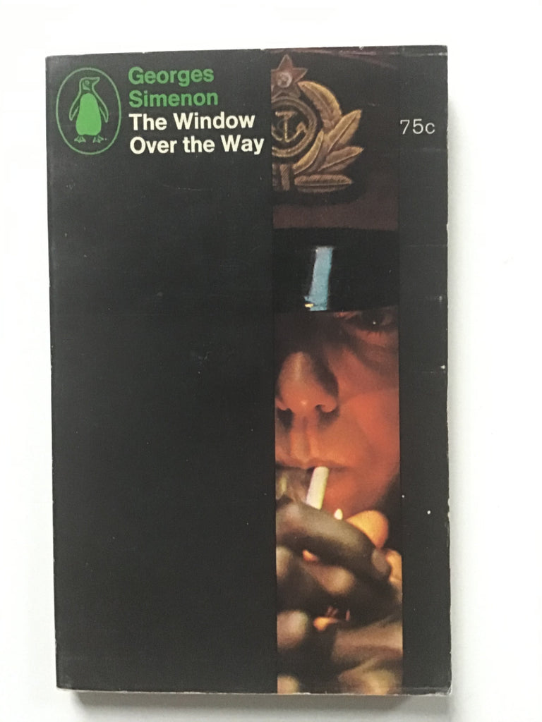 The Window Over the Way by Georges Simenon