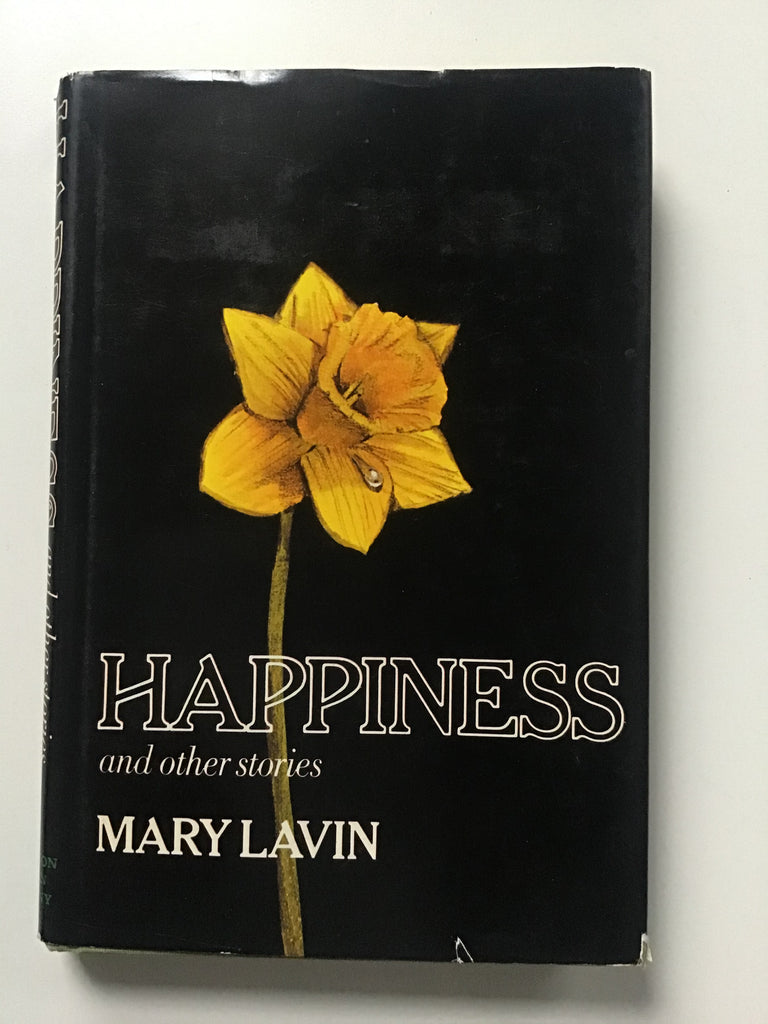 Happiness and other stories, by Mary Lavin