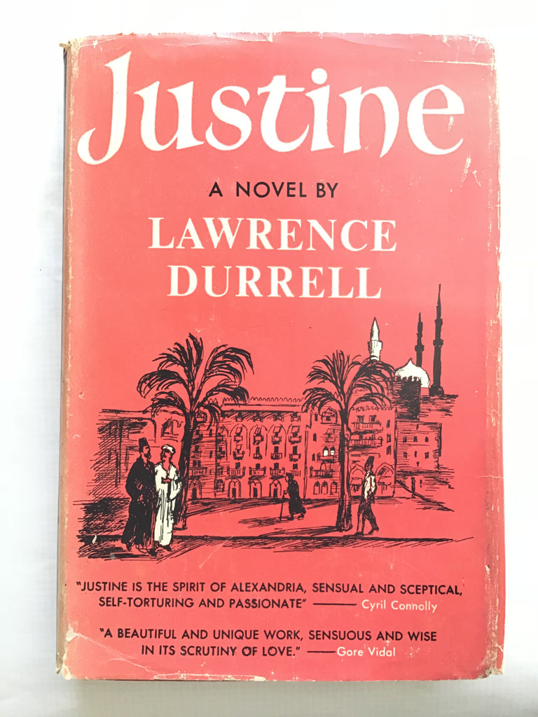 Justine : A Novel by Lawrence Durrell