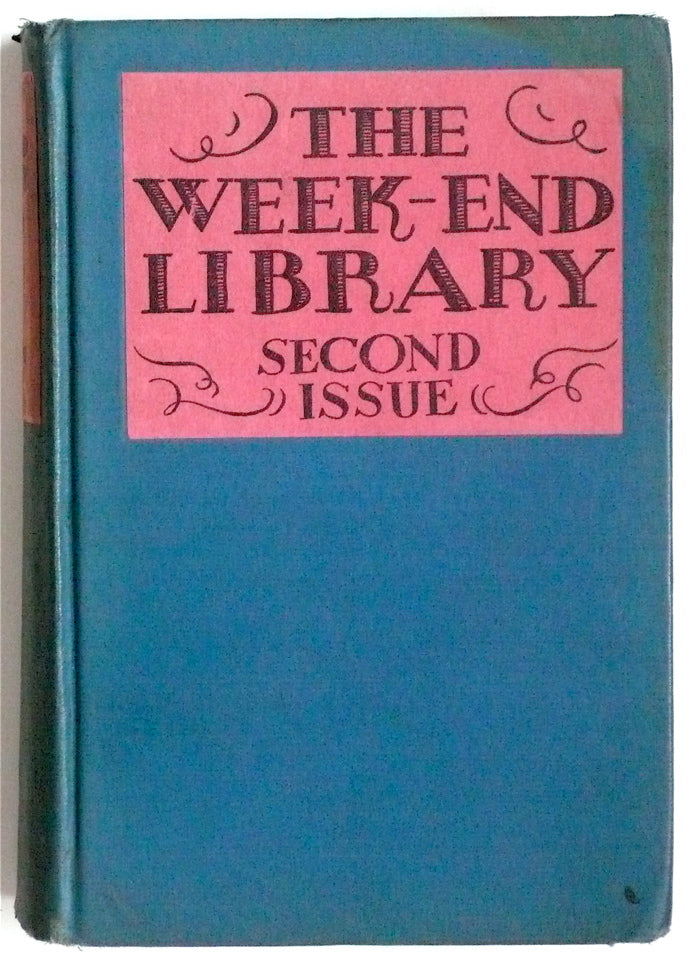 The Week-End Library  Second Issue