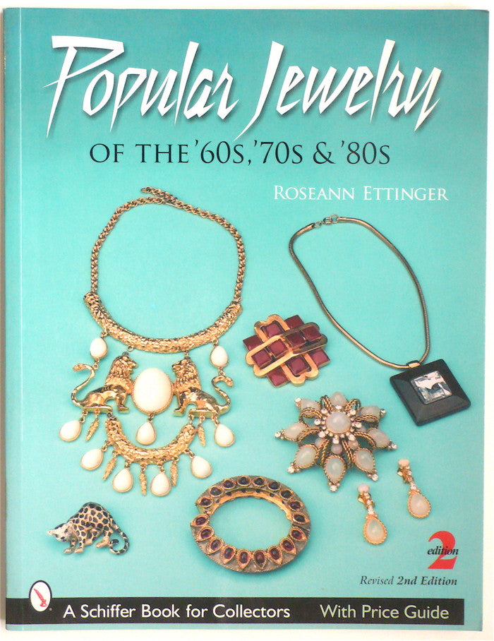 Popular Jewelry Of The 60s 70s 80s High Valley Books