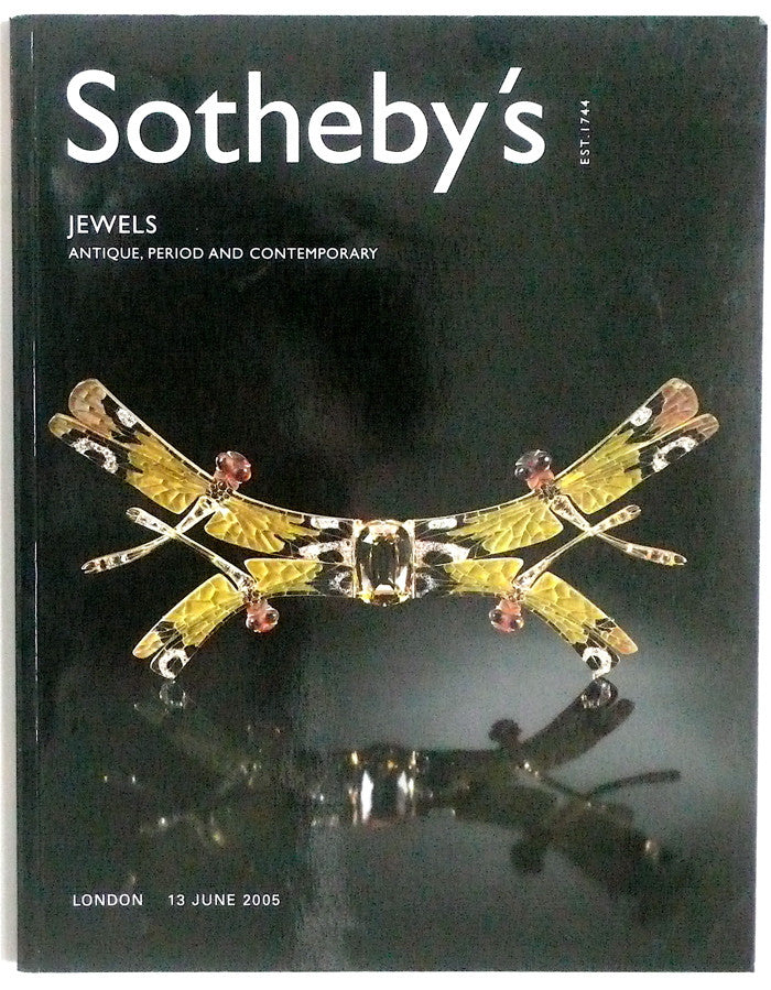 Sotheby's: Jewels, Antique, Period and Contemporary