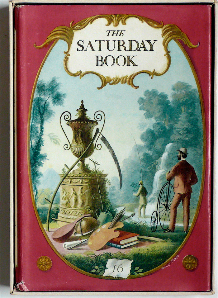 The Saturday Book 16