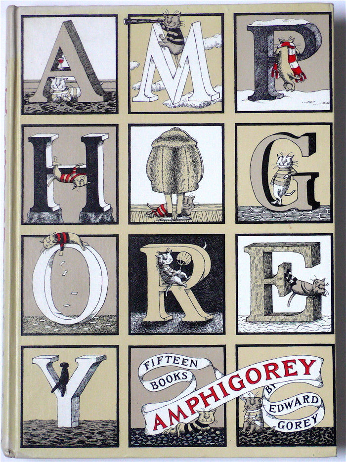 Amphigorey: Fifteen Books by Edward Gorey
