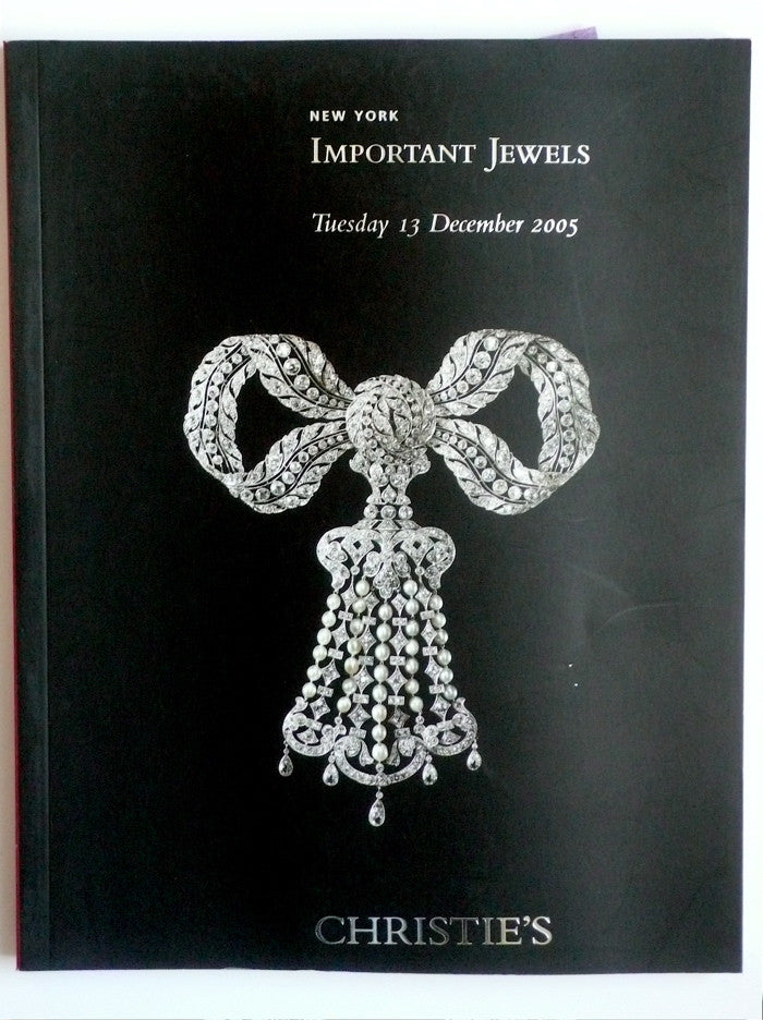 Important Jewels Sale 1585