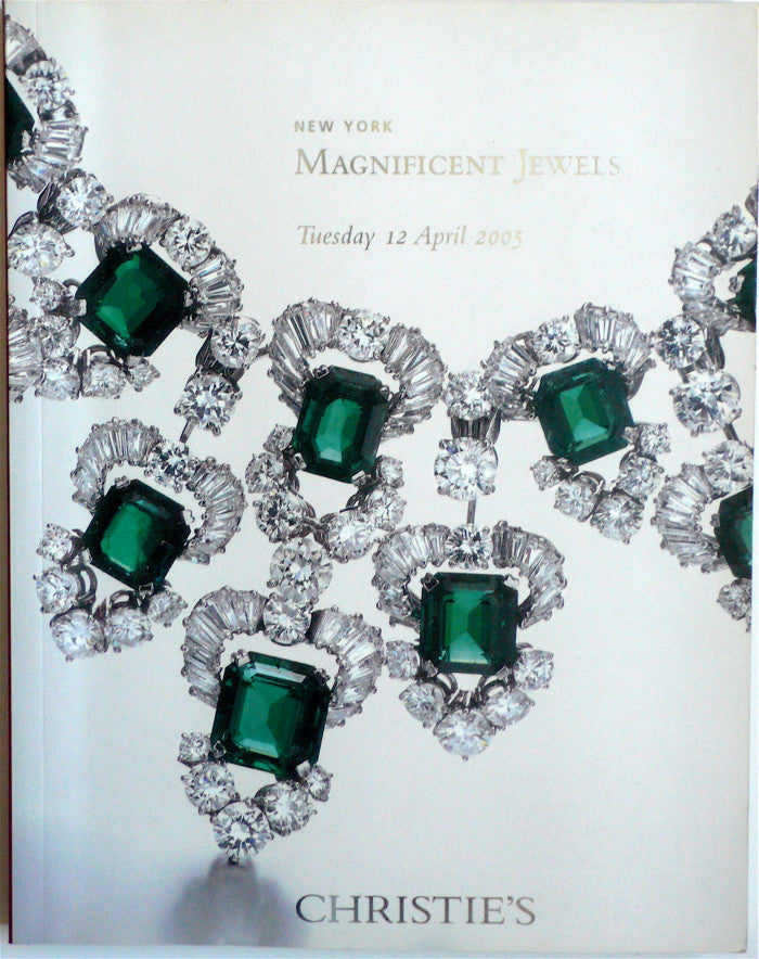 Magnificent Jewels /April 12, 2005