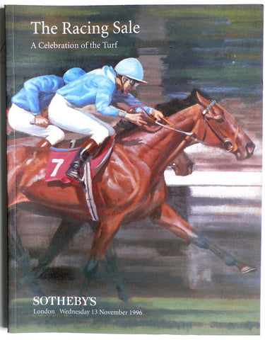 The Racing Sale: A Celebration of the Turf