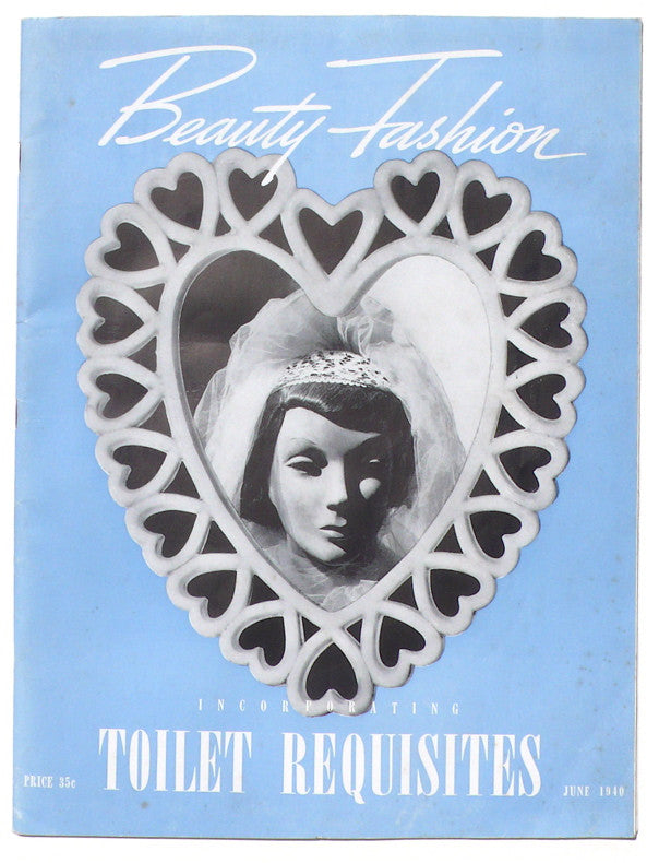 Beauty Fashion, Incorporating Toilet Requisites. June 1940