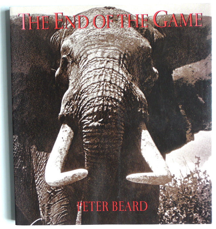The End of the Game by Peter Beard