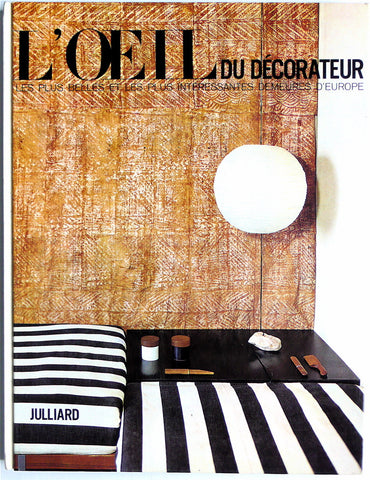 L'Oeil du Decorateur