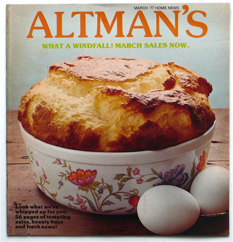 Altman's March '77 Home News