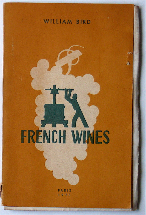 French Wines 1955