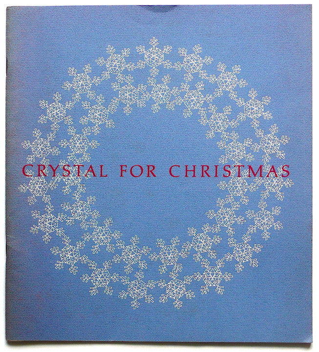 Crystal for Christmas: Steuben October 1957