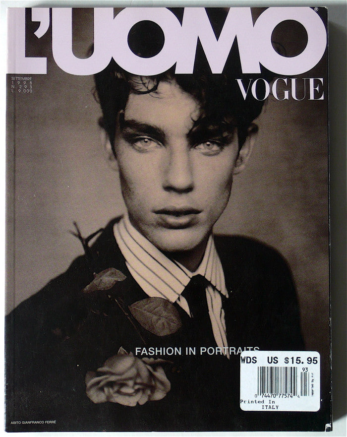 L'Uomo Vogue September 1998 n. 293