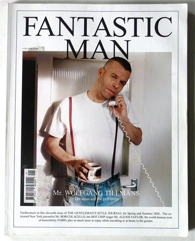 Fantastic Man Spring/Summer 2010