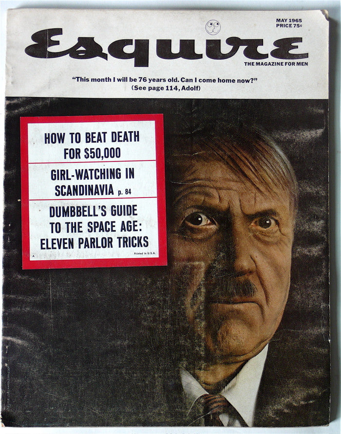 Esquire: The Magazine for Men  May 1965