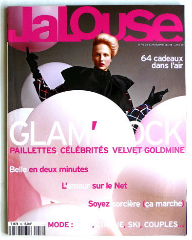 Jalouse December 1998/Janvier 1999