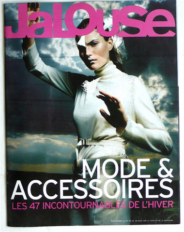 Jalouse accessories supplement Hiver  1998