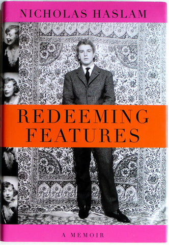 Redeeming Features by Nicholas Haslam