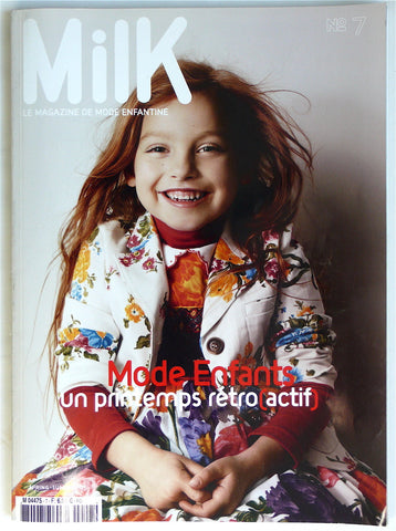 Milk Le Magazine de Mode Enfantine 2005 No 7