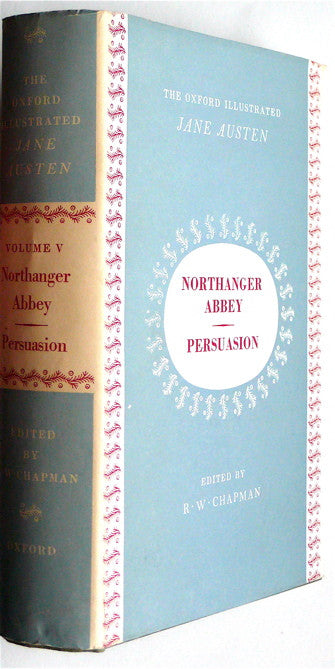 Northanger Abbey/ Persuasions by Jane Austen