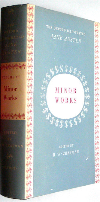 Minor Works by Jane Austen