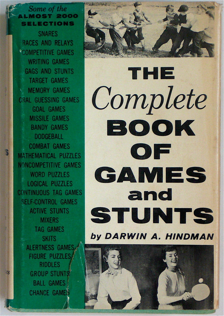 The Complete Book of Games and Stunts