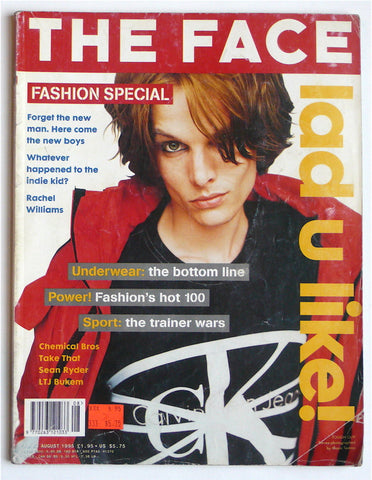 The Face  August 1995