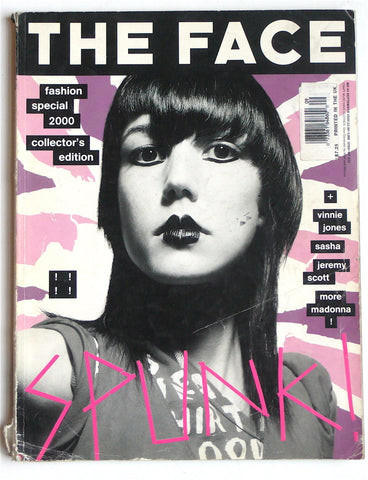 The Face September 2000