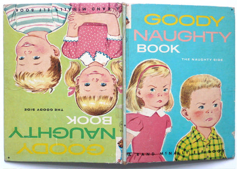 The Goody Naughty Book