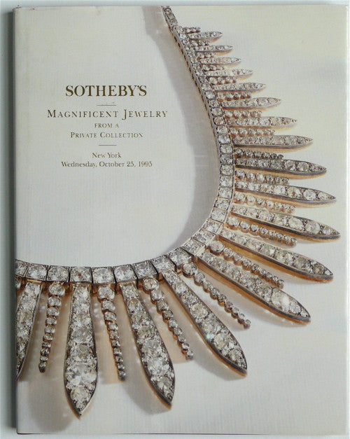 Sotheby's Magnificent Jewels From a Private Collection