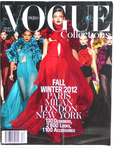 Paris Vogue Collections Fall/Winter 2012