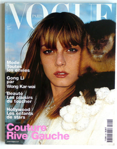 Vogue Paris Septembre 2001 no. 820