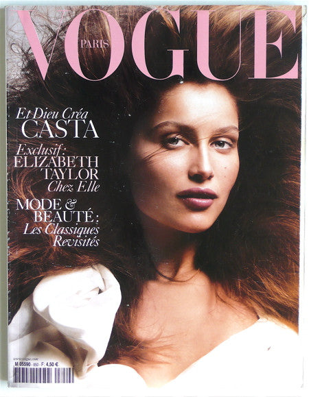 Vogue Paris Septembre 2004 no 850
