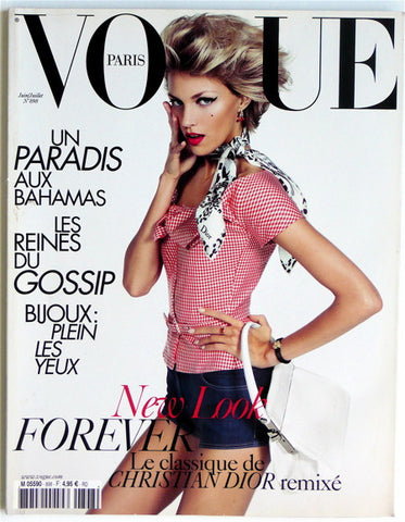 Vogue Paris Juin/Juillet 2009 no. 898