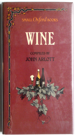 Wine (Small Oxford Books)