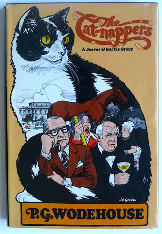 The Cat-nappers by P. G. Wodehouse