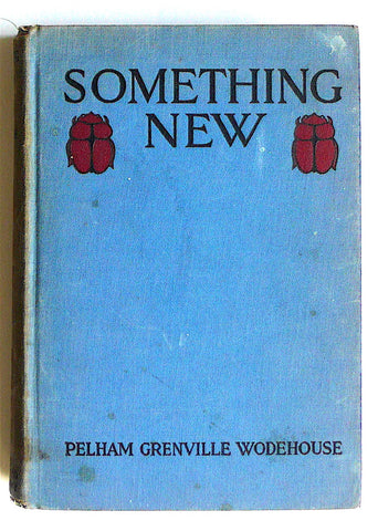 Something New by P.G. Wodehouse