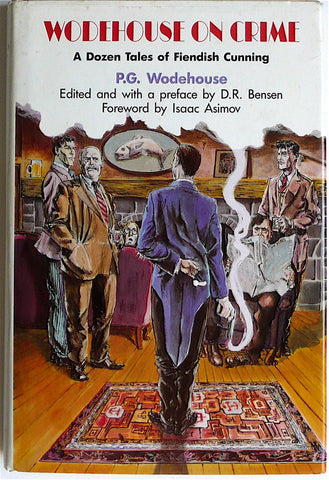 Wodehouse on Crime