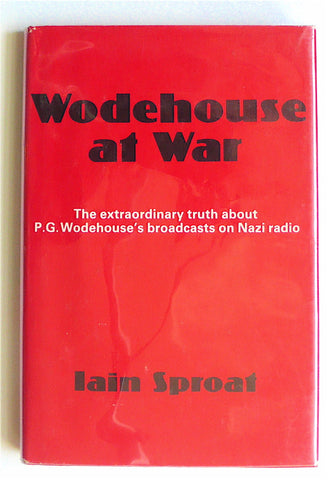 Wodehouse at War
