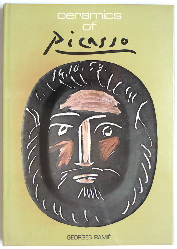 Ceramics of Picasso by George Ramie